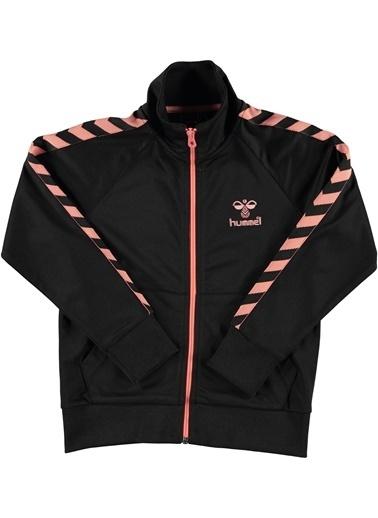 Hummel Kız Çocuk Dynamic Performance Sweatshirt C38006-2117 Siyah